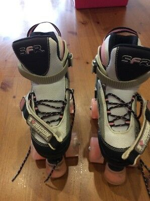 Girls Roller Boots 12-2 adjustable