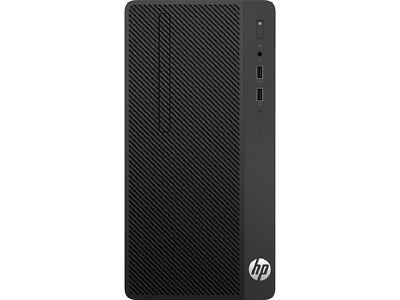 HP 290 G1 Microtower-PC #HY477