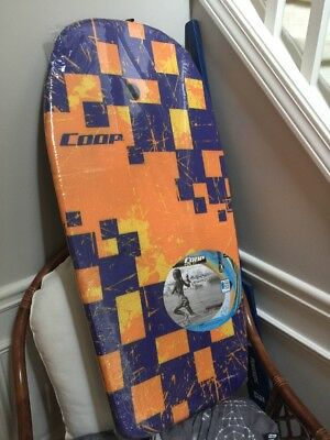 """Coop Super Pipe 37"""" BodyBoard New Free Shipping"""