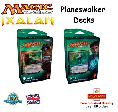 MTG IXALAN PLANESWALKER DECK Playing Card Planes Walker Toy Gift Boys Adventure