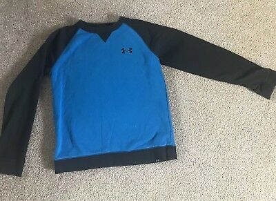 Preowned Boys Under Armour Sweatshirt. Size Youth Large