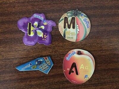 Lot 4 magnets Gervais