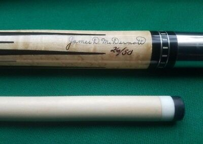 2011 McDermott Cue of the Year- Enhanced~ Signed