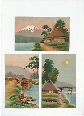 Japan three views