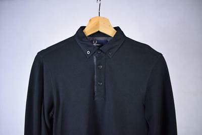 XS Fred Perry Longsleeve Polo Shirt