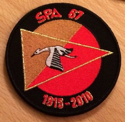 patch mirage 2000D 2/3 champagne escadrille spa 67