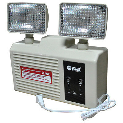 Nippon   Emergency Stairwell Light Rechargeable Battery Backup