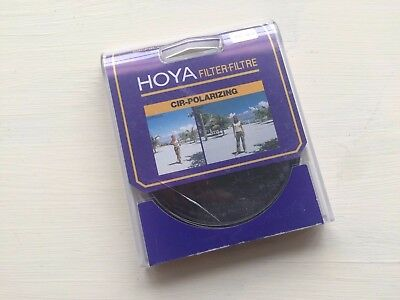 Hoya 77mm Circular Polarising Filter