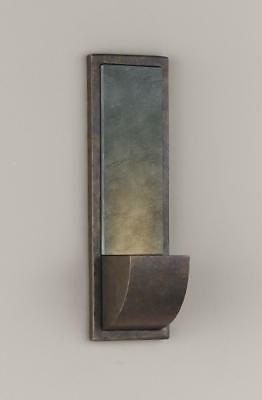 Feiss (ODWB4420PBR) Peruvian Bronze Outdoor Wall Light