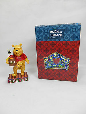 Disney Traditions Showcase Jim Shore Winnie the Pooh Silly Old Bear      S5,4.0