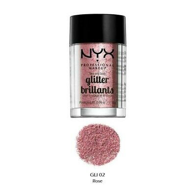NYX Loose Glitter For Face and Body