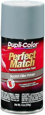 Dupli-Color BPR0031 Gray Perfect Match Scratch Filler Primer - 8 oz. Aerosol