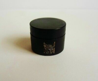 Vintage Original 1960's 70's Little Black Biba Lip Gloss Container
