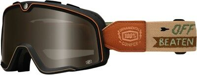 100% Barstow Goggles Size Conifer w/Bronze Lens
