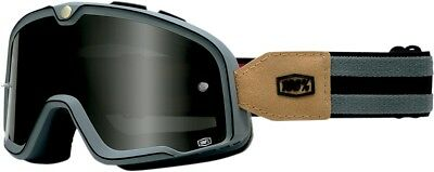 100% Barstow Goggles Size Primer w/Smoke Lens