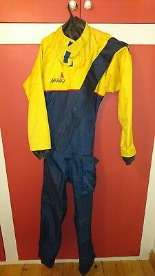 Musto Drysuit, old but still usable.