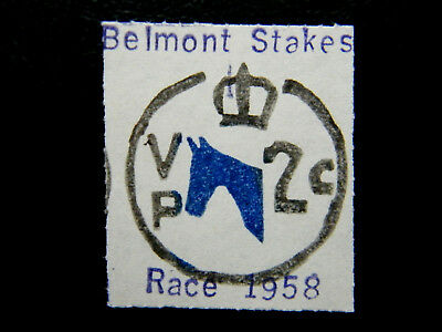 USA modern local post - Belmont Stakes