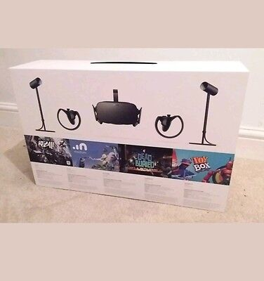 Oculus Rift ‑ 3D Virtual reality headset 100%