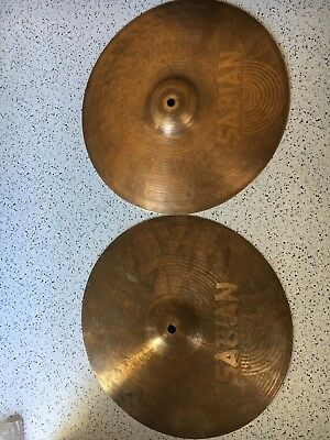 Rare Real Sabian Canceled Prototype Vintage  Collectors Special.One Of A Kind!