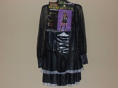 Halloween Costume Spellbound Witch Size Womens Large Totally Ghoul