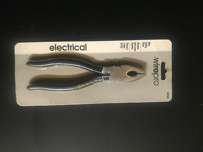 New Wirepro WP300 Wire Cutting Pliers USA ELECTRICAL