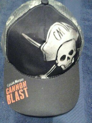 Captain Morgan Rum Cannon Blast Hat Pirate Lot Of 6  New