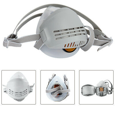 Reusable Anti-Dust Paint Respirator Welding  Safety Industrial Mask Good Quality