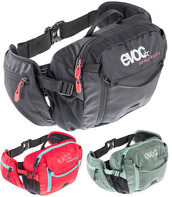 Evoc Hip Pack Race 3L E-Bike Gürtel Trinkgürtel Jogging Walking Flaschenhalter