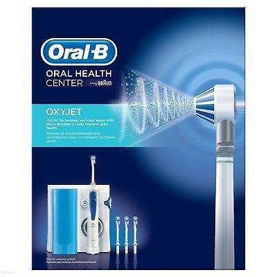 Oral-B OXYJET, Oral health Centre, Professional Cleaning with Oral Irrigator