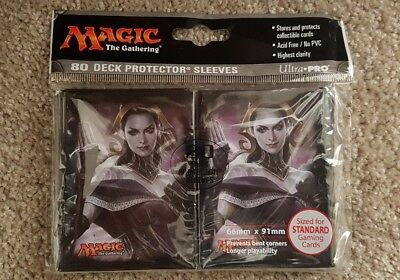 Ultra Pro Deck Protector Sleeves - 80 pack - Eldritch Moon - V3 - MTG