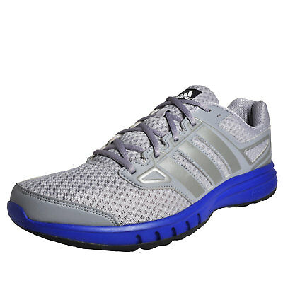 Adidas Galactic Elite Men's Big Size Trainers Running Fitness Shoes Grey