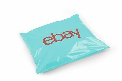 eBay Branded Packaging Self Seal Plastic Mailer Postage Bags 250mm x 345mm 40mm