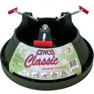 7 Ft Cinco Classic Christmas Tree Stand Heavy Duty Xmas Water Reservoir