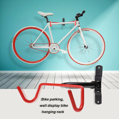 Gancho Soporte Colgador De Pared Para Bici Sujeta Bicicleta Bike Wall Screw