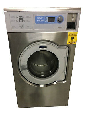Wascomat 90 G-Force Front Load Compass Control Washer 208-240V 1-Ph W640CC 40 lb