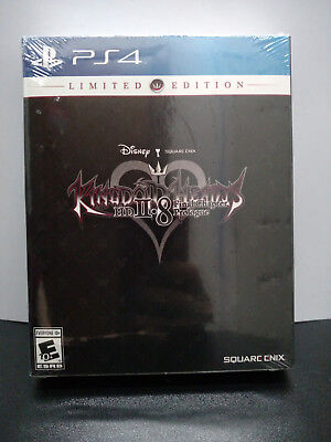 ** Kingdom Hearts HD 2.8 - Final Chapter Prologue - Limited Edition (PS4) (A)
