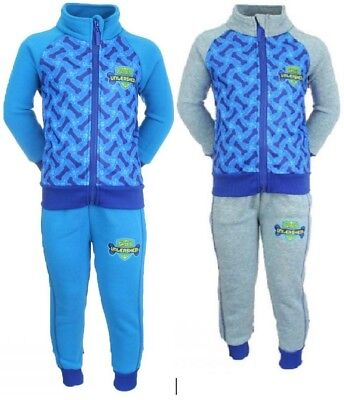 Boys Girls Kids Paw Patrol Tracksuit Jogging Outfit Set Zipped Jacket age 2-6yrs