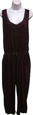 PRE-OWNED Ladies Tommy & Kate All In One Lounge Wear Size Medium L29 Inch