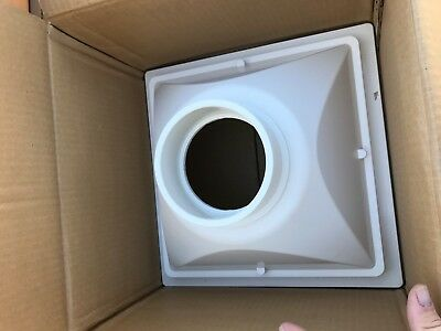 NEW watts 12x12x6 floor sink drain with grate