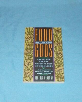 Food of the Gods by Terence McKenna (1992 PB)