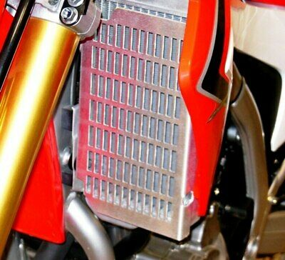 RADIATOR GUARD FOR 2013-18 HONDA CRF 250L-Dual Sport, Aluminum,Flatland