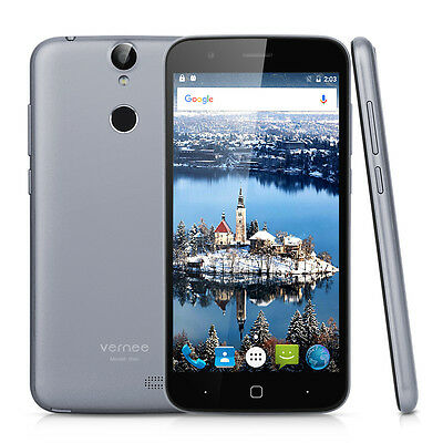 """5"""" Vernee Thor 4G LTE SMARTPHONE ANDROID 6.0 OCTACORE 16GB 2x SIM 13MP CELLULARE"""
