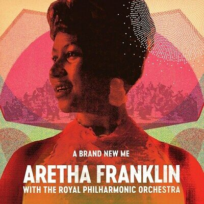 A Brand New Me - Aretha Franklin with The Royal Philharmonic Orches (Album (Je