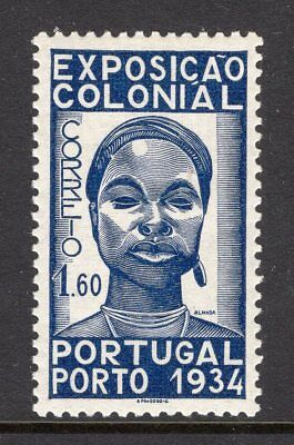 Portugal 1934 Colonial Expo issue MLH very high CV see scans x2