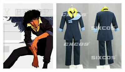 Cowboy Bebop Spike Spiegel Cosplay Costume UK