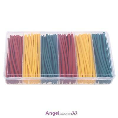 180pcs Heat Shrink Tubing Tube Wire Wrap Cable Sleeve Set Electrical Cable