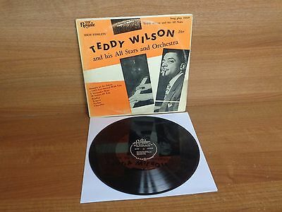 Teddy Wilson & his All Stars and Orchestra : 10''  Vinyl : Royale : 18169 : USA