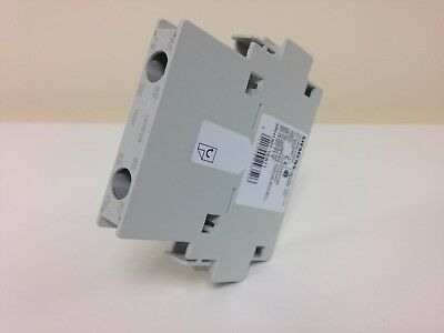 Siemens Auxiliary Contacts 3RH1921-1EA11 1NO 1NC SIZE S0-S3