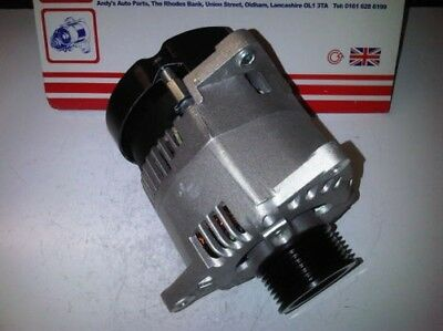 LAND ROVER RANGE CLASSIC 2.5 D TD TDi Diesel 1989-94 NUOVO 100A Alternatore