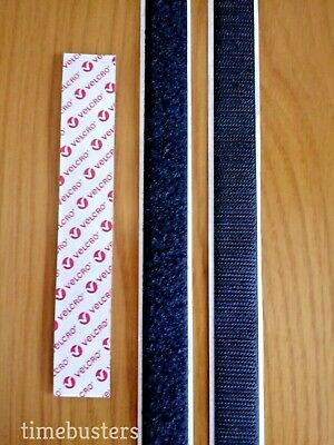 VELCRO PS14 Hook And Loop Sticky Stick On Tape/Strips Self Adhesive Fastener
